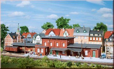 AUHAGEN 13328 Railway Station Wittenburg in TT NEW PRODUCT