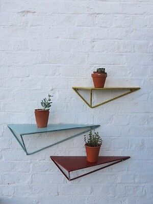Vintage French Mid Century Modernist Modular Shelving Unit 20th Century Shelving
