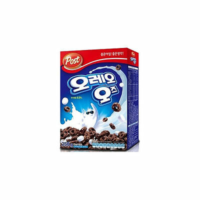 Post OREO O's Cereal with Marshmallow 250g/500g Only available Korea K-Food