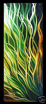 Mangroves Abstract Authentic Designs By Jane COA Huge Aboriginal Art