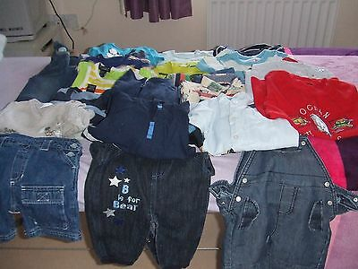 Baby boy's clothes - Next - age 6-9 months