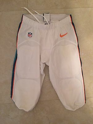 Cameron Wake Miami Dolphins 2014 Game Used Worn Pants