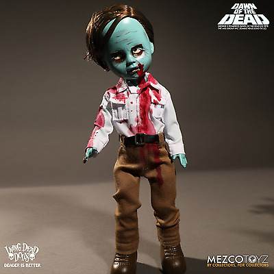 Living Dead Dolls Presents - Dawn of the Dead - Flyboy By Mezco IN STOCK