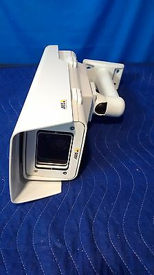 Axis M1113 IP Network Camera Enclosed In Axis P1354-E Enclosure Housing [CTNO]