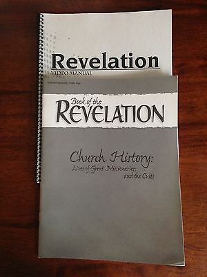 ABeka Book of the Revelation quiz and test key for 12th grade Bible