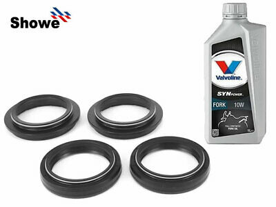 Kawasaki ZG 1000 Concours 1994 - 2006 Fork Oil & Dust Seal Kit - With Oil