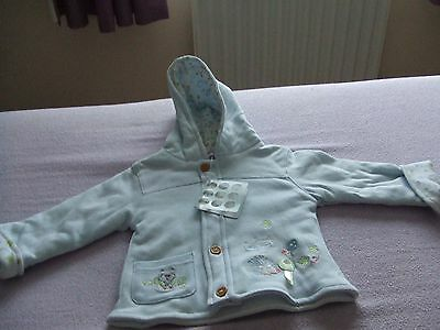 Baby Boy - Penguin Jacket - Age 6-9 Months