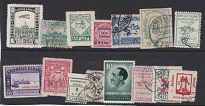 15 Spanish Civil War Labels.nice Lot.cheap!!!  Look!!!
