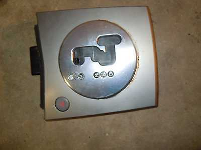 04-07 Nissan Maxima Shifter Cover Automatic Plate JS