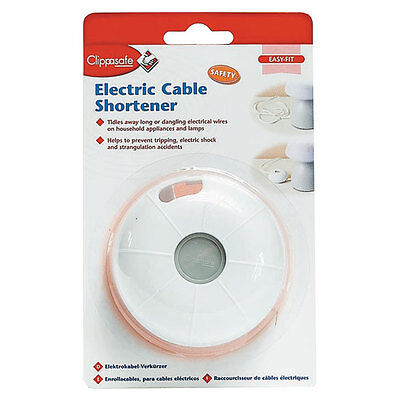 Clippasafe Electric Cable Safety Shortener - NEW