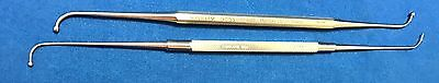 Xomed, Storz Maxillary Ostium Seeker - Reference: 93-5553 & N6920 - Lot of 2