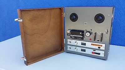 Akai 1800 Reel to Reel with 8-track (Professionally Serviced)
