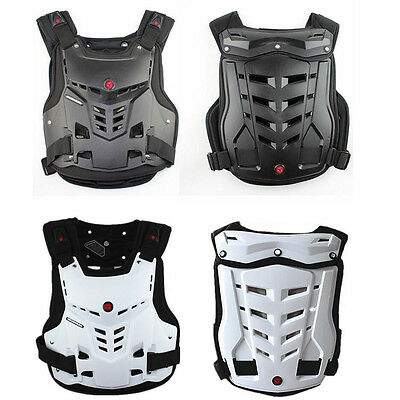 Protective Body-Guard Armor Motorcycles Chest Back Protector Armour Vest