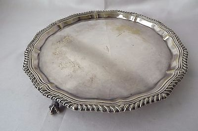 silver plated tray mappin and webb