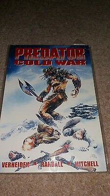 Predator : Cold War Graphic Novel