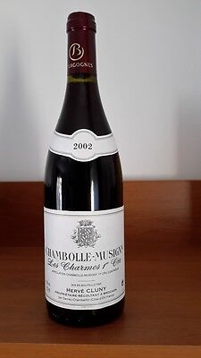 CHAMBOLLE MUSIGNY 1er CRU LES CHARMES 2002
