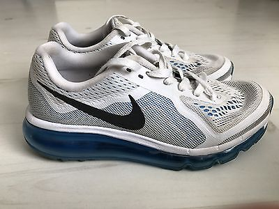 Nike Air Max Women's Shoes Running Walking Size 6 White