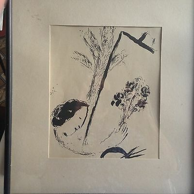 Marc Chagall Lithographie