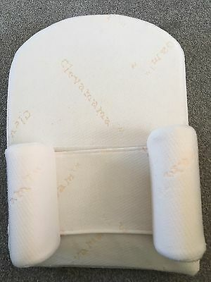 The Original And Wonderful Clevamama Anti Colic Reflux Baby Pillow