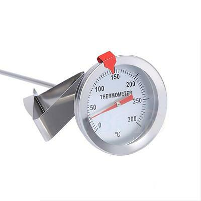 Best Stainless Steel Instant Read Probe Thermometer BBQ Food Cooking Meat Gauge