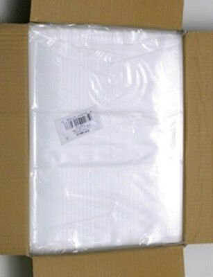 1000 Clear Poly Plastic Bags 7x9 Open Top for Packing Shipping Small Merchandise