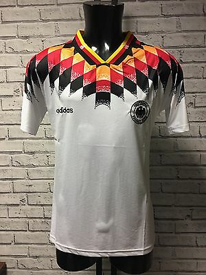 West Germany Retro Home Shirt - World Cup 1994