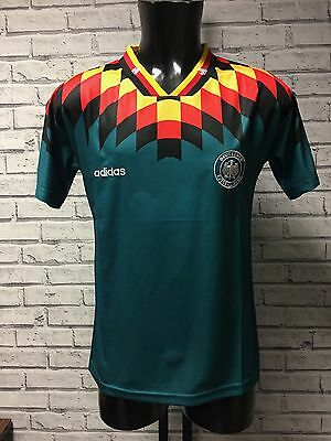 West Germany Retro Away Shirt - World Cup 1994