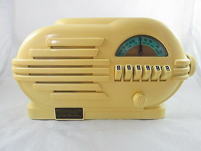 Crosley Cr-3 Collector's Limited Edition Radio W/ Cassette Player