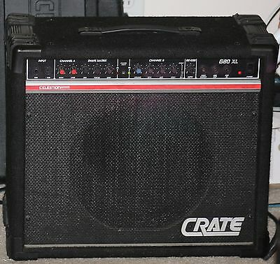 Crate G80XL Combo Guitar Amp Amplifier. Celestion Equipped. Vintage & Rare.