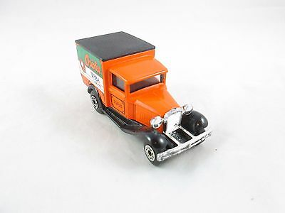 Vintage 1979 Matchbox Superfast Model A Ford - Orioles - Macau
