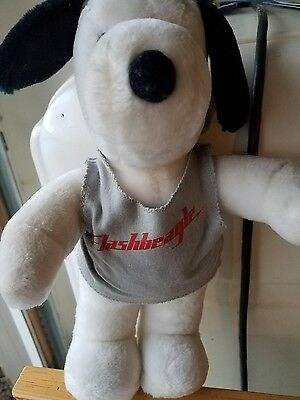 vintage Snoopy Stuffed animal from the 60s
