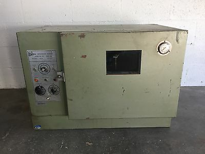 Emco Powerlab Rotational Molder Model 812 Tested and Working