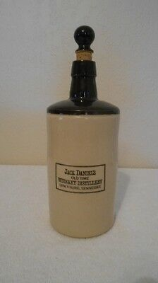 JACK DANIEL'S Old Time Whiskey Distillery STONEWARE JUG