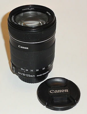 Canon EF-S 18-135mm f/3.5-5.6 IS Auto Focus Lens For Digital