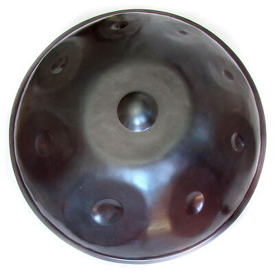 HANDPAN OVERTONE D Minor + Free cover+ Free shipping by Air MAIL