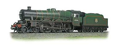 "OO gauge Bachmann Jubilee 4-6-0 ""Falkland Islands"" Factory Weathered and DCC"