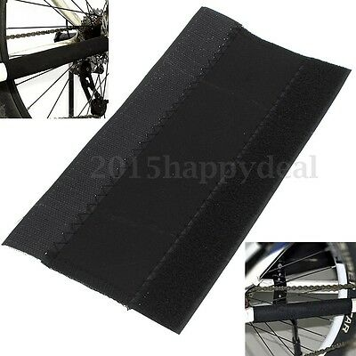 2 x Cycling Bicycle Bike MTB Frame Chain Stay Protector Guard Nylon Cover Pad
