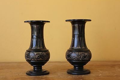 Antique Vintage Dead Sea stone vase's