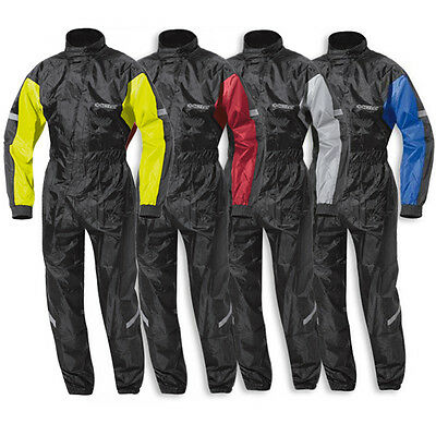 Held Splash Moto Motorcycle Motorbike One Piece Rain Suit All Colours & Sizes