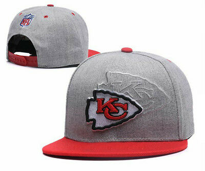 Kansas City Chiefs NFL Team Snapback Adjustable Cap 2018