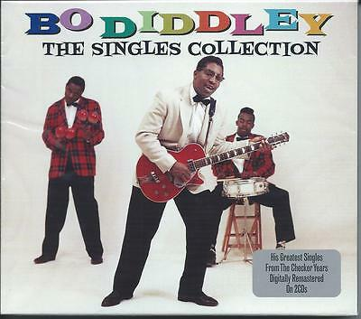 Bo Diddley - The Singles Collection [Best Of / Greatest Hits] 2CD NEW/SEALED