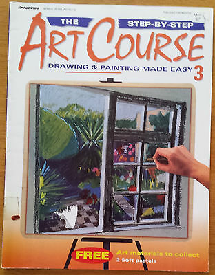 The Step-by-Step Art Course Magazine No.3