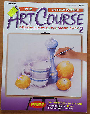 The Step-by-Step Art Course Magazine No.2