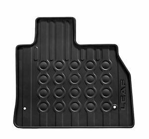 Nissan Leaf Genuine Car Floor Mats Rubber Fitted Brand New  KE7583N089 _CRIB