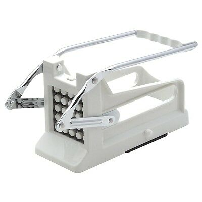 Potato And Vegetable Chipper 130X255X140mm French Fries Slicer Chopper