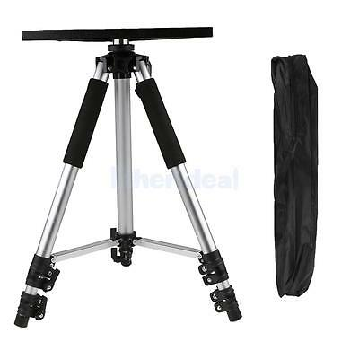 Projector Tripod Stand Metal Adjustable For Laptop with Carrying Bag &Tray#1