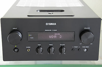 Yamaha R-840 Stereo-Receiver PianoCraft