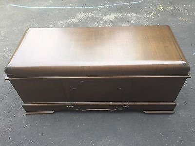 Antique Cavalier Cedar Chest Trunk (1930's) - Great Condition!
