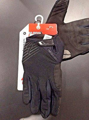 Specialized BG Ridge Wiretap Mountain Bike Full Finger Cycling Gloves Black XL