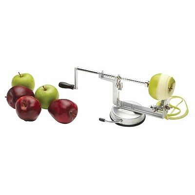 Kitchen Craft Apple Peeling Machine 13cmx31cmx13cm Stainless Steel Fruit Slicer
